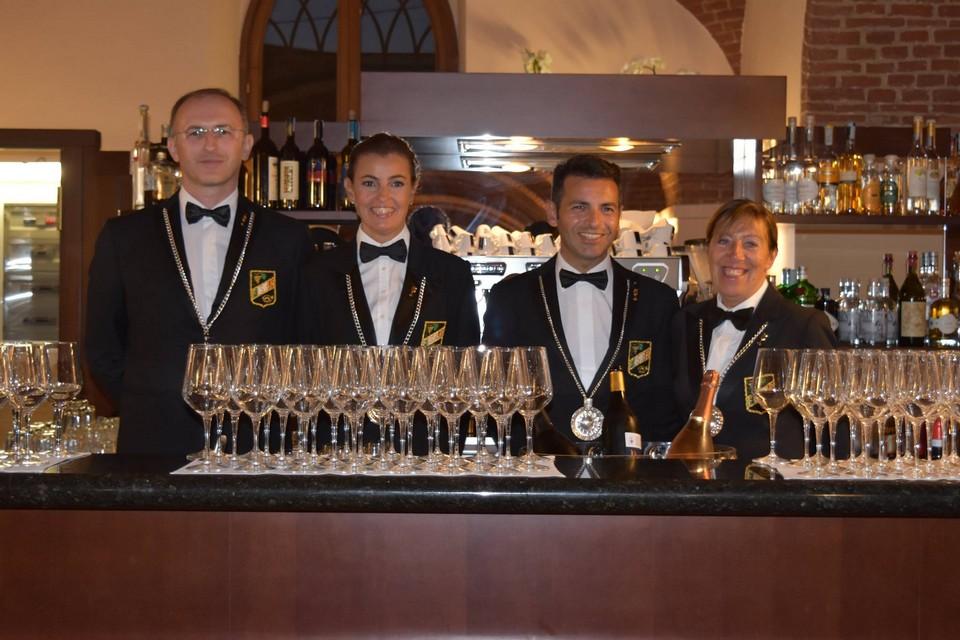 Cena di Gala - Salone del Gusto di Torino